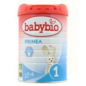 Babybio Lait 1er âge Priméa Bio