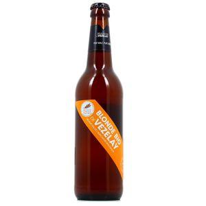 Brasserie De Vezelay Bière Blonde Bio 4.6°