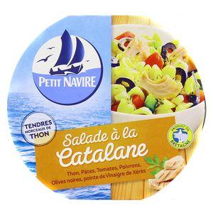 Petit Navire Salade au coeur de la Région Catalane