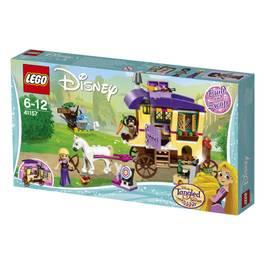 LEGO® Disney Princess 41157- La caravane de Raiponce