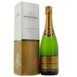 alfred rothschild champagne brut cuve millsime 75cl. Black Bedroom Furniture Sets. Home Design Ideas