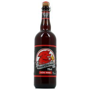 Rince Cochon Rouge Bière à la cerise 7.5°
