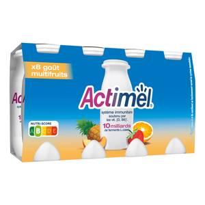 Actimel Goût multifruits