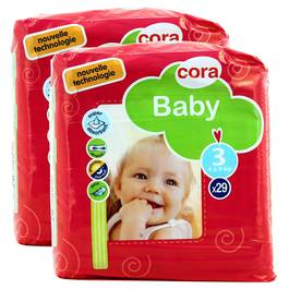 Cora Couches T3 - 4/9 kg -  Baby