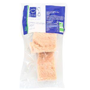 Délices d'o 2 Pavés de saumon Atlantique Bio avec peau