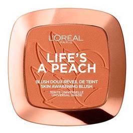 L'Oréal Blush doux réveil de teint Life's a peach
