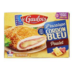 Le Gaulois Cordon bleu de poulet