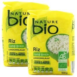 Nature Bio Riz long grain bio