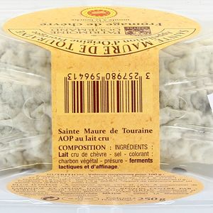 Patrimoine Gourmand Sainte-Maure de Touraine au lait cru