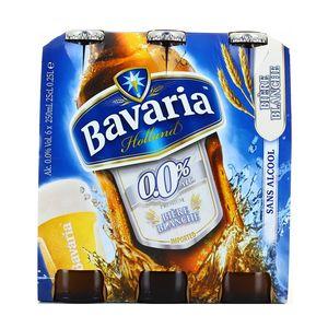 Bavaria Bière blanche 0.00°
