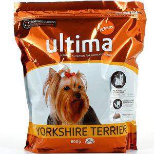 Ultima Affinity Croquette pour chien adulte speciale Mini Yorkshire
