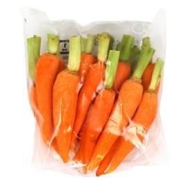 Naturafoody Mini carotte avec fane bio micro-ondable