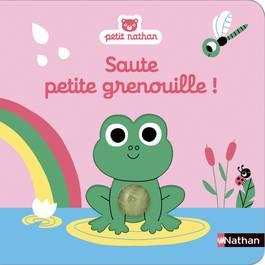 Petit Nathan Saute petite grenouille