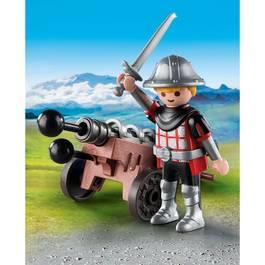 PLAYMOBIL® Spécial Plus Chevalier avec canon