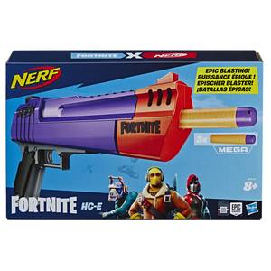 Nerf Pistolet Fortinite HC E