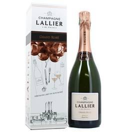 Lallier Champagne brut rosé