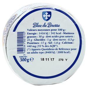 Bresse Bleu Fromage à pâte persillé