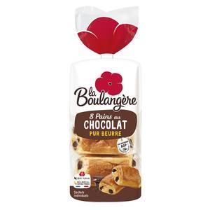 La Boulangère 8 Pains au Chocolat