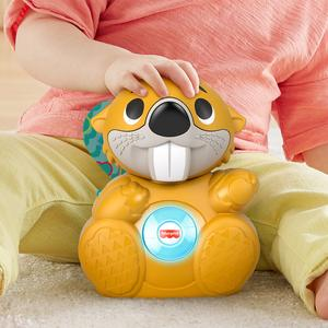 Linkimals - Fisher-Price Hector le castor Linkimals- GXD81