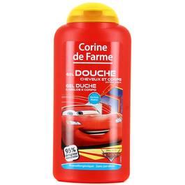 Corine de Farme Gel douche corps et cheveux Cars
