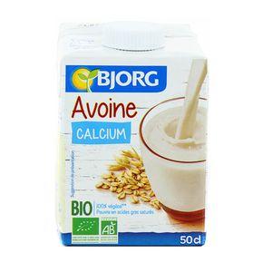 Bjorg Boisson d'avoine calcium bio