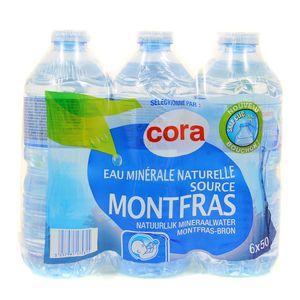 Cora Eau minérale naturelle
