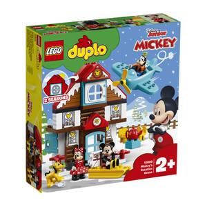 LEGO® DUPLO® Mickey Mouse 10889- La maison de vacances de Mickey