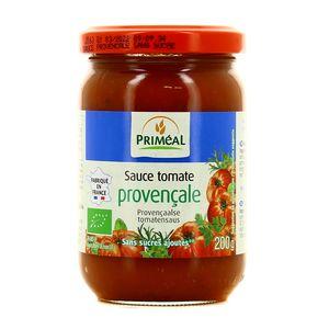 Priméal Sauce tomate provencale bio
