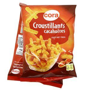 Cora Croustillants cacahuètes