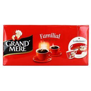 Dosage Cafe Filtre Grand Mere