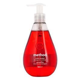 Savon liquide écologique groseille,METHOD,354ml