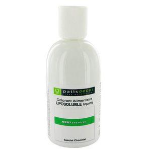 Colorant alimentaire vert ,Patisdecor,240ml