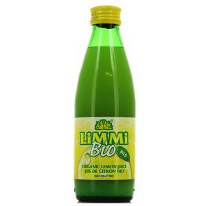 Limmi Jus de citron Sicile bio 250ml