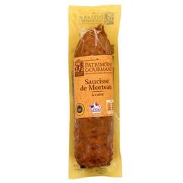 Saucisse de Morteau ,PATRIMOINE GOURMAND,350g