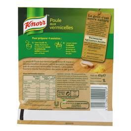 Knorr Soupe poule aux vermicelles