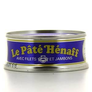 Henaff Pâté de porc
