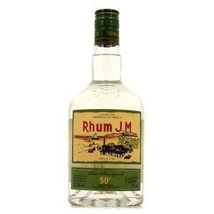 J M Rhum blanc 50°