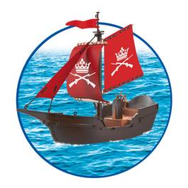 PLAYMOBIL® Pirates Chaloupe des soldats