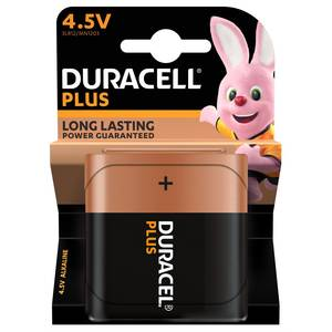 Duracell Pile Plus Power 4,5V