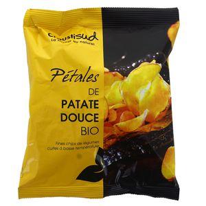 Croustisud Pétales de patate douce Bio