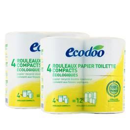 Ecodoo Papier toilette recyclé