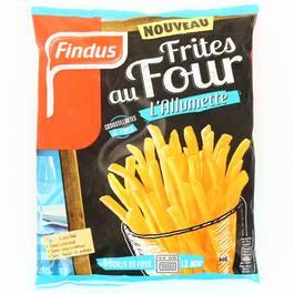 Frites au four allumettes,MC CAIN,600g
