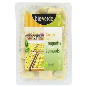 BioVerde Ravioli bio roquette épinard