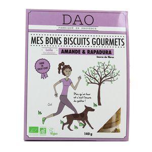 DAO Biscuit bio amande Rapadura