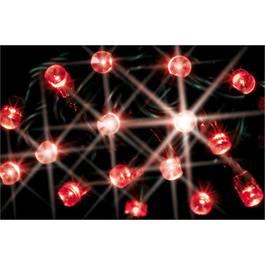 Cora guirlande lectrique ext rieure 60 lampes led anim es - Guirlande electrique exterieure ...