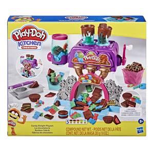 Play-Doh La chocolaterie + 5 pots de pâte à modeler