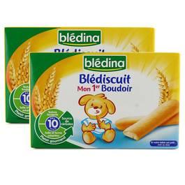 Blédina Blédiscuit mon 1er boudoir dès 10 mois