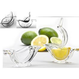 Un presse citron de table acrylique - Presse citron de table individuel ...