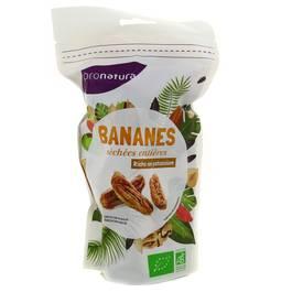 Pronatura Bananes séchées de Equateur bio