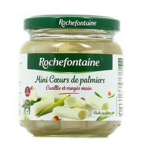 Rochefontaine Mini coeurs de palmier